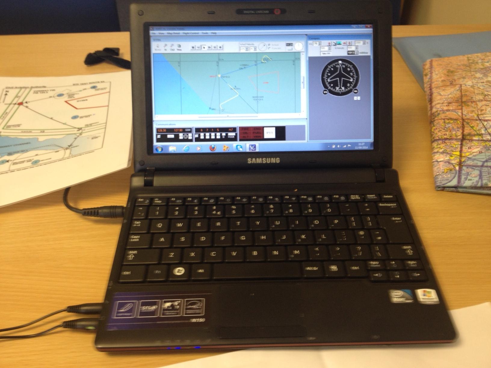 PPL Radio Exam / RT Test | Learning To Fly (UK – EASA PPL)